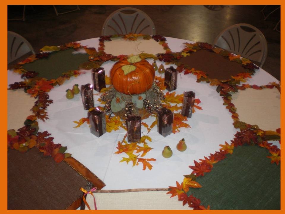 Ideas For Your Thanksgiving Table Decorations Diy