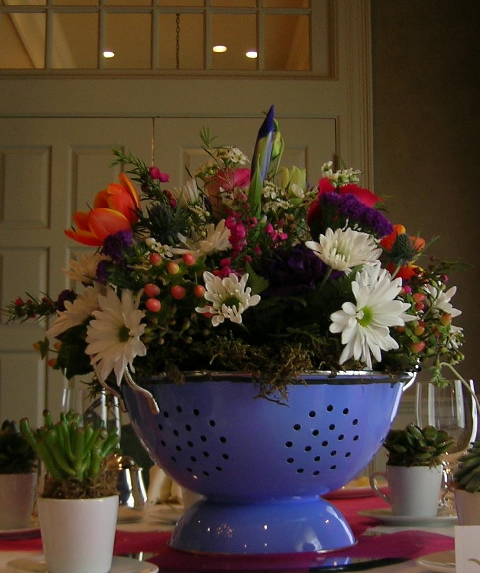 Cute Wedding Centerpiece Ideas: SHOW ME: KITCHEN SHOWER DECOR